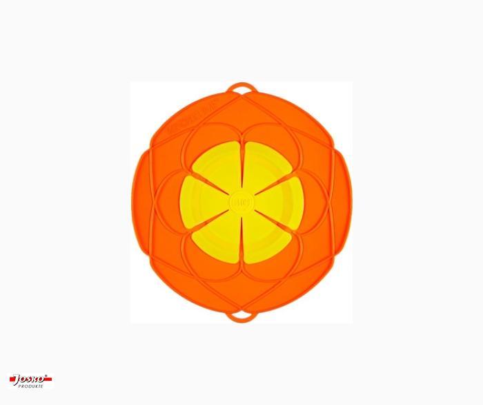 Kochblume orange - mittel Ø 14-24 cm