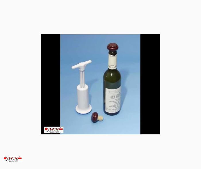 Wein Vakuum Verschluss-Set