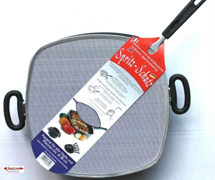 Spritzschutz -rechteckig-