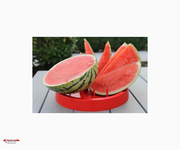 Melonen-Deko-Platte
