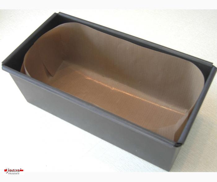 Dauer- Backfolie Kastenform