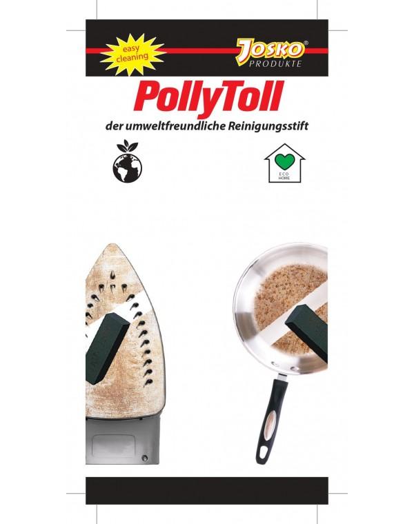 Reinigungsstift Polierstift Radiergummi gegen Schmutz PollyToll - saubere Sache