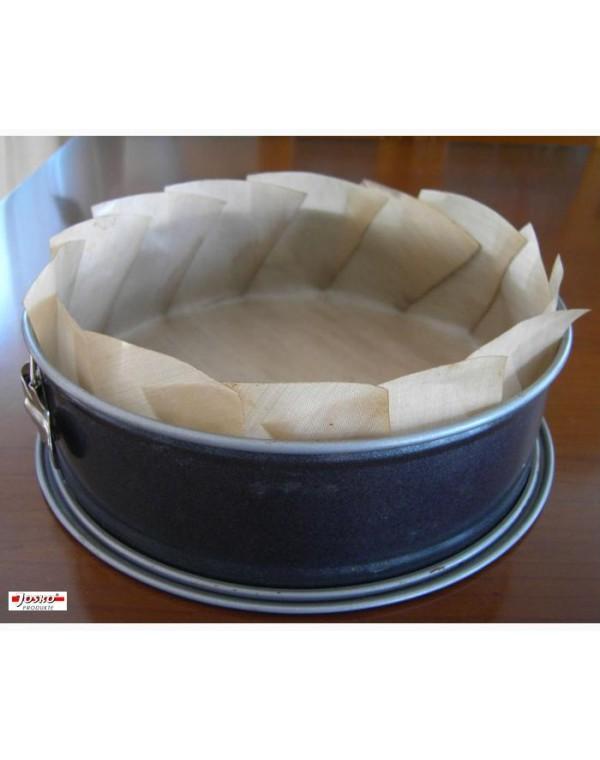 dauer backfolie f r springform kuchen. Black Bedroom Furniture Sets. Home Design Ideas