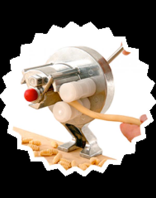 Nudelmaschine - Little Mama hausgemachte Nudeln Cavatelli + Gnocchetti