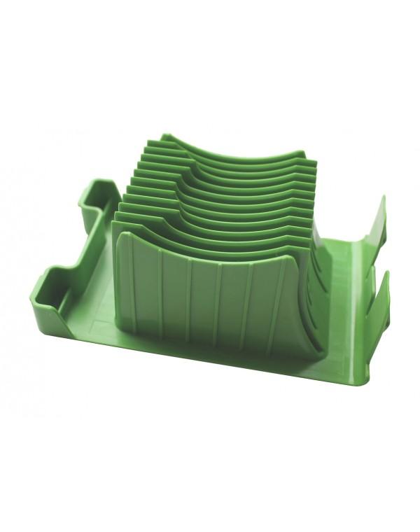 Schneideblock mit Reinigungssieb für Alligator® Slicer