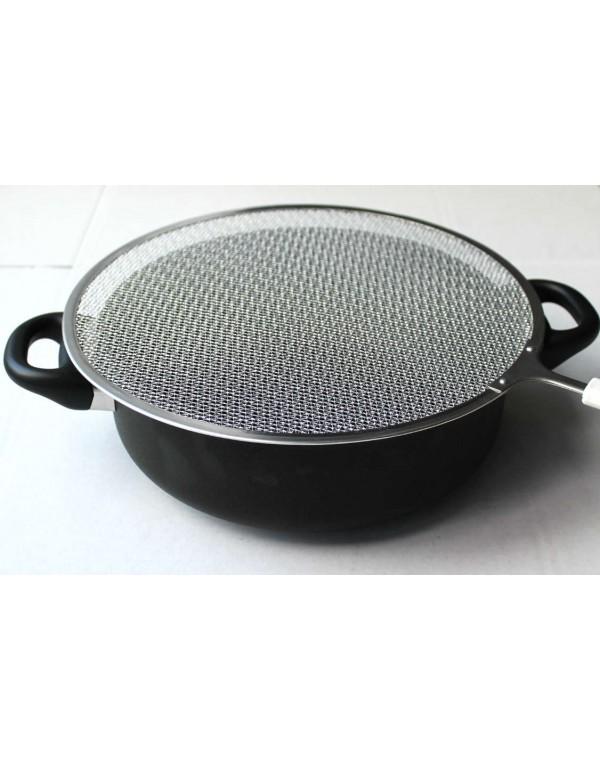 Spritzschutz rund für Kochgeschirr ø 29 cm