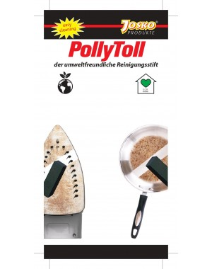 2 tlg SET Reinigungsstift Polierstift Radiergummi gegen Schmutz PollyToll - saubere Sache