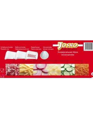 Obst- & Gemüsehobel JOSKO Star - Rohkost Multitalent