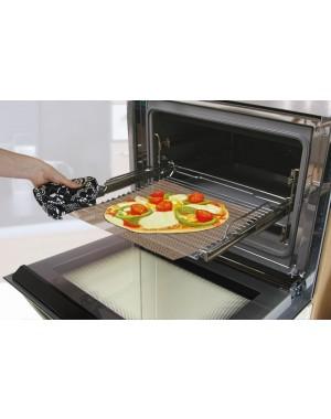 Pizzamatte Dörrmatte Grillauflage für Backofen und Grill