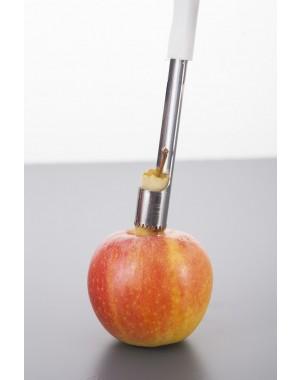 Apfelausstecher Edelstahl mit Kunststoffgriff