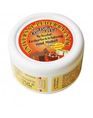 Lederpflege mit Bienenwachs 3-fache Pflege