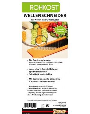 ROHKOST - Wellenschneider