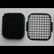 Block und Sieb 9 x 9 mm